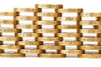 מגדלים של מטבעות